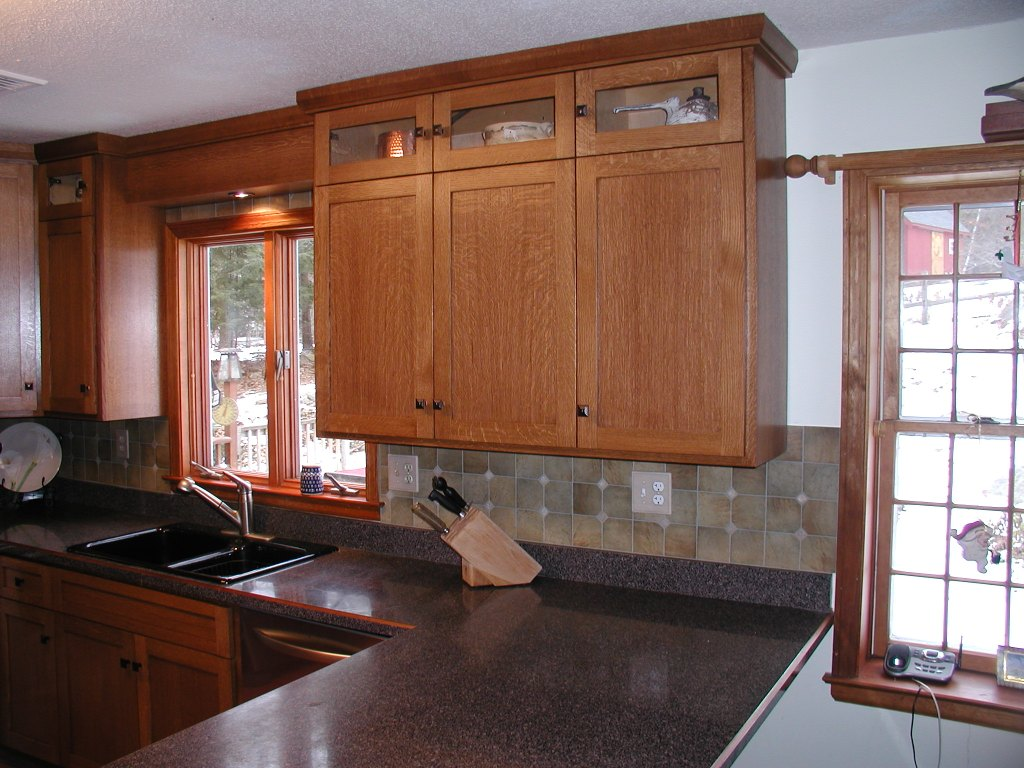 Kitchen remodeling cold feet for Adding drawers to existing kitchen cabinets